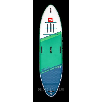 "SUP доска Red Paddle Co Wild 11'0"" x 34'', 2021-2"