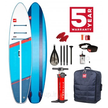 """SUP доска Red Paddle Co Compact 11'0"""" x 32'', 2021"""