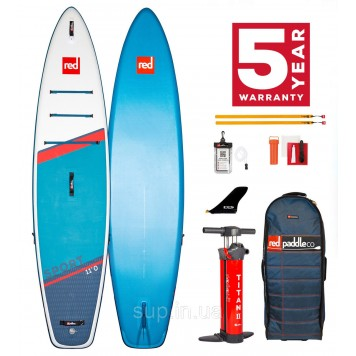 """SUP доска Red Paddle Co Sport 11'0"""" x 30'', 2021"""