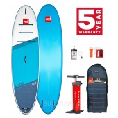 """SUP доска Red Paddle Co Ride 10'8"""" x 34'', 2021"""