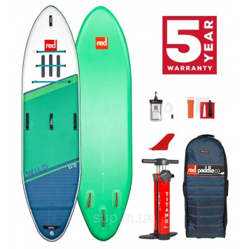 "SUP доска Red Paddle Co Wild 11'0"" x 34'', 2021"