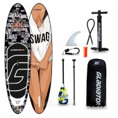 "SUP доска Gladiator SWAG 10'8"" x 34'' x 6''' 26psi"