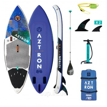 "SUP доска Aztron Orion 8'6"" x 29'' х 4,75'', 2021, AS-505D"
