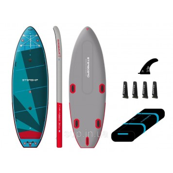 "SUP доска Starboard Starship Famile 15'0"" x 55'' х 8'', 2021"