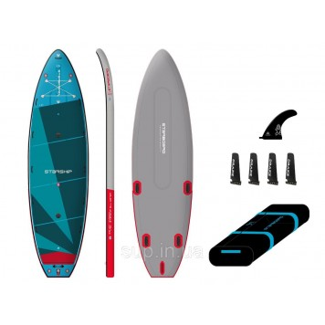 """SUP доска Starboard Starship All Water 18'6"""" x 60'' х 8'', 2021"""