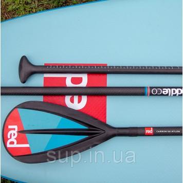 Весло для SUP Red Paddle Co Midi Carbon 50-Nylon 3pc (CamLock), 2019-2020-1