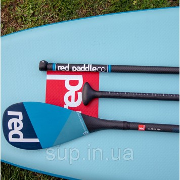 Весло для SUP Red Paddle Co Carbon 100 3pc (Camlock), 2019-2020-8