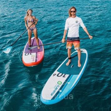 Весло для SUP Gladiator Carbon-Nylon 3pc Paddle, 2019-7