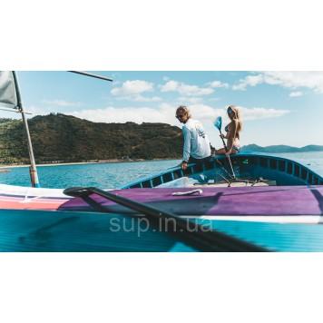 Весло для SUP Gladiator Carbon-Nylon 3pc Paddle, 2019-5