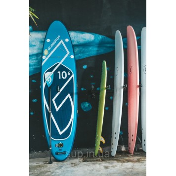 Весло для SUP Gladiator Carbon-Nylon 3pc Paddle, 2019-4