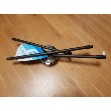 Весло для SUP Gladiator Carbon-Nylon 3pc Paddle, 2019-3