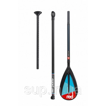 Весло для SUP Red Paddle Co Carbon 50-Nylon 3pc (CamLock), 2019-2020
