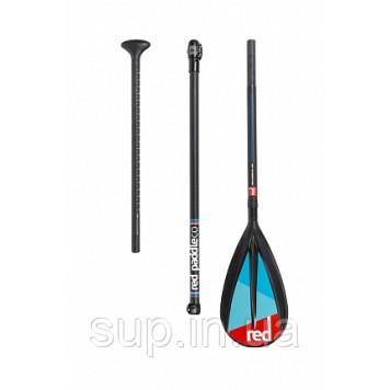 Весло для SUP Red Paddle Co Midi Carbon 50-Nylon Vario (CamLock), 2019-2020-2