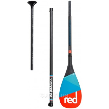 Весло для SUP Red Paddle Co Carbon 50 3pc (Lever Lock), 2019-2020